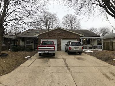 Columbus OH Multi Family Home For Sale: $90,000