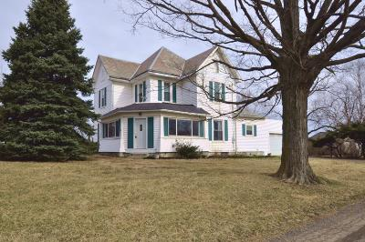 Union County Single Family Home For Sale: 30910 State Route 31