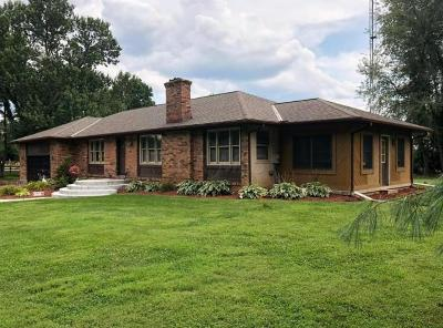 Single Family Home For Sale: 2639 Reynoldsburg New Albany Road