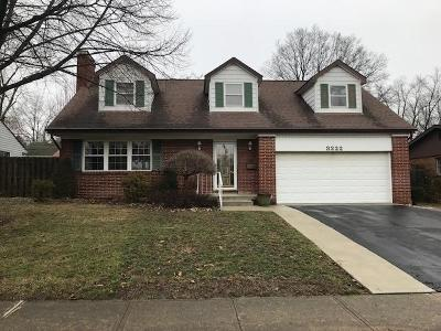 Grove City Single Family Home For Sale: 3222 Angela Drive