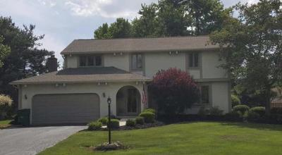 Pickerington Single Family Home For Sale: 10472 N Crosset Hill Drive