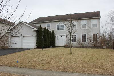 Reynoldsburg Single Family Home Contingent Lien-Holder Release: 8007 Harvestmoon Drive