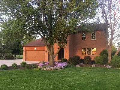 Johnstown Single Family Home For Sale: 5390 Clover Valley Road