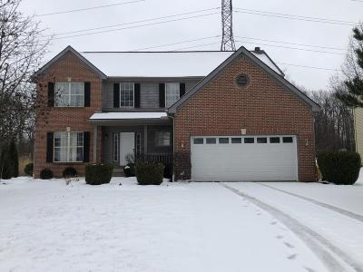 Westerville Single Family Home For Sale: 5479 Ainsley Drive