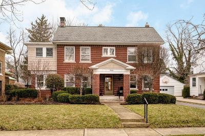 Bexley Single Family Home Sold: 2564 Sherwood Road