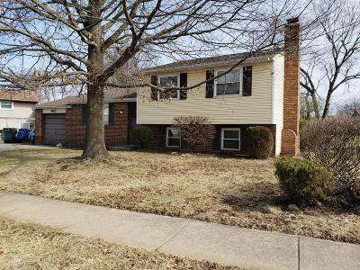 Groveport Single Family Home Contingent Lien-Holder Release: 3860 Rio Grande Avenue