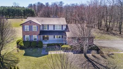 Johnstown Single Family Home For Sale: 6357 Harmony Church Road