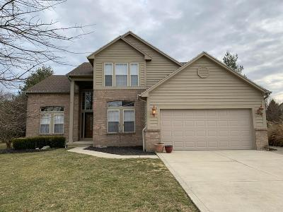 Westerville Single Family Home For Sale: 8029 Bedford Court