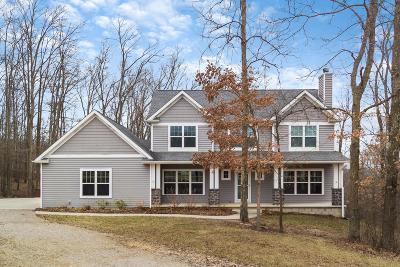 Thornville Single Family Home For Sale: 9116 Somerset Road