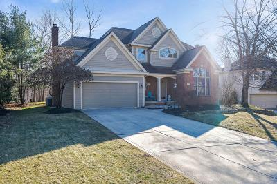 Westerville Single Family Home For Sale: 5258 Ainsley Drive