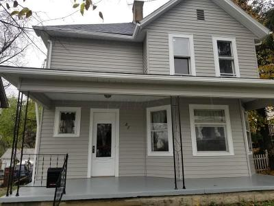 Newark Single Family Home For Sale: 27 W North Street