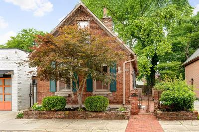 Columbus Single Family Home For Sale: 646 S Pearl Street