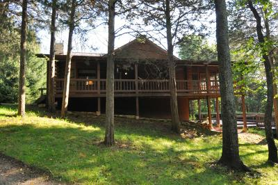 Fayette County Single Family Home For Sale: 399 Ghormley Road