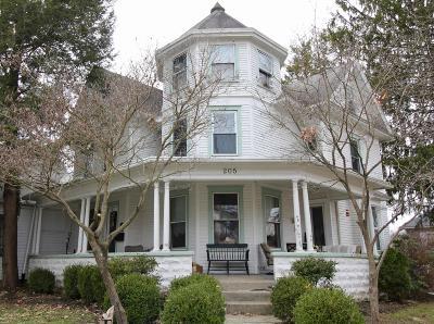 Single Family Home For Sale: 205 S Prospect Street