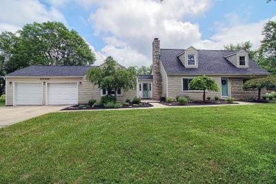 Single Family Home For Sale: 3700 N Waggoner Road