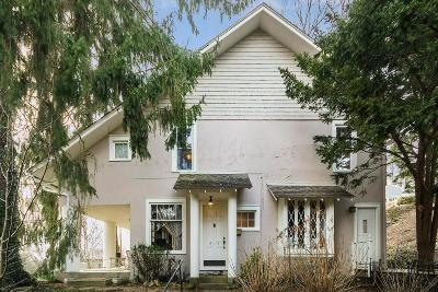 Single Family Home For Sale: 510 W College Street