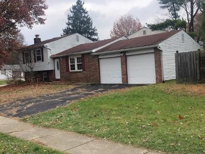 Westerville Single Family Home For Sale: 4143 Valley Quail Boulevard N