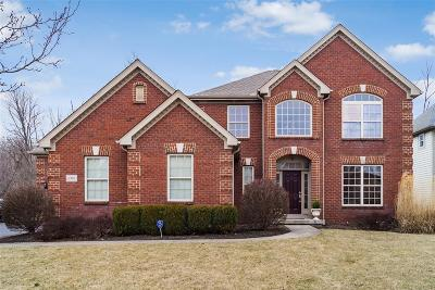 Single Family Home For Sale: 6910 Margarum Bend