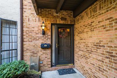 Upper Arlington Condo For Sale: 1221 Fountaine Drive