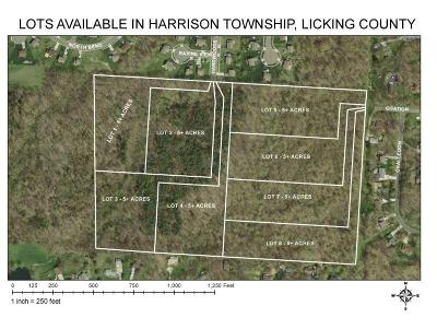 Pataskala Residential Lots & Land For Sale: 30 Hardwoods Drive SW