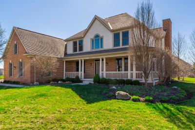 Dublin Single Family Home For Sale: 6877 Ballantrae Place