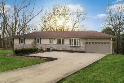 Single Family Home For Sale: 6435 Harlem Road
