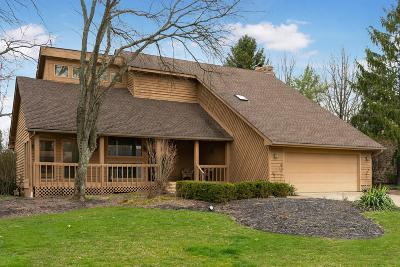 Westerville Single Family Home For Sale: 5264 Springfield Drive