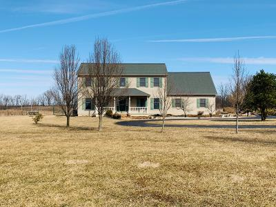 London Single Family Home For Sale: 4950 Big Plain Circleville Road