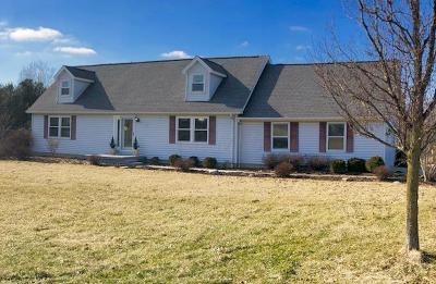 Sunbury Single Family Home For Sale: 2383 N State Route 61
