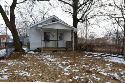 Columbus Single Family Home For Sale: 2956 Howey Road