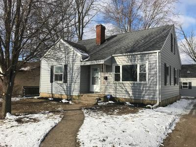 Canal Winchester Single Family Home For Sale: 108 Park Street