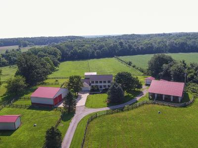 Marengo Single Family Home For Sale: 1909 County Road 24