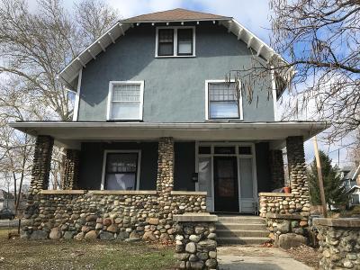 Columbus Multi Family Home For Sale: 2269 Indianola Avenue