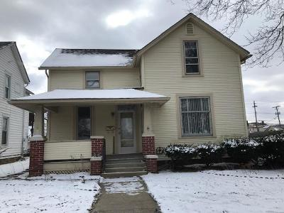 Lancaster Single Family Home For Sale: 748 E Wheeling Street