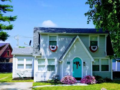 Buckeye Lake Single Family Home For Sale: 131 Lakeview Drive