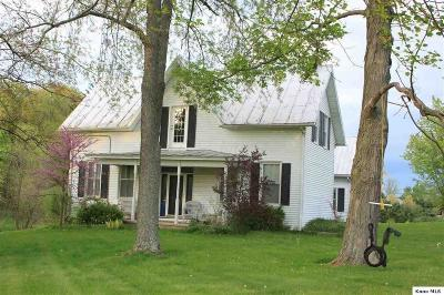 Single Family Home Sold: 6494 Martinsburg Road