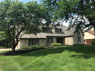 Dublin Single Family Home For Sale: 5584 Windwood Drive
