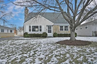 Upper Arlington Single Family Home For Sale: 2070 Kentwell Road