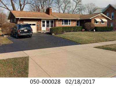 Hilliard Single Family Home For Sale: 5242 Norwich Street