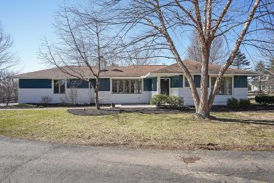 Westerville Single Family Home For Sale: 6924 Worthington Road