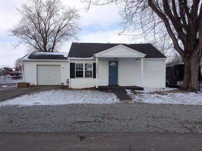 Fayette County Single Family Home For Sale: 13093 E Walnut Street