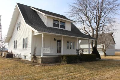 Union County Single Family Home For Sale: 15369 State Route 47