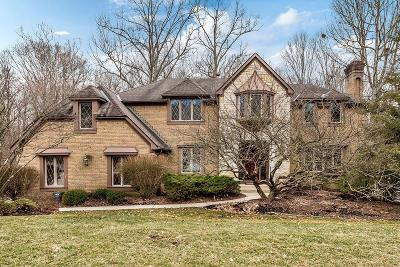 Columbus Single Family Home For Sale: 161 Lake Bluff Drive
