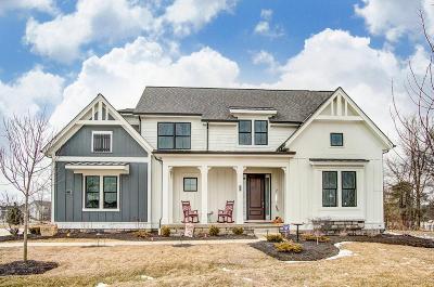 Plain City Single Family Home For Sale: 7235 Craigens Court