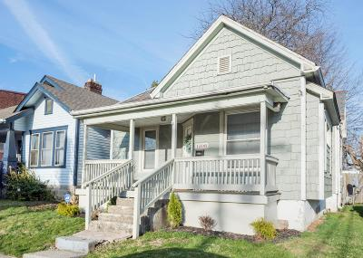 Single Family Home For Sale: 1208 S Washington Avenue