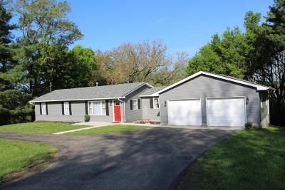 Single Family Home For Sale: 11875 Chillicothe Lancaster Road SW