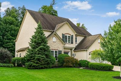 Westerville Single Family Home For Sale: 5150 Tralee Lane