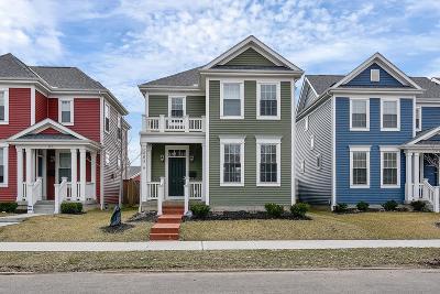 Columbus Single Family Home For Sale: 403 E Deshler Avenue