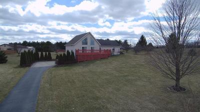Single Family Home For Sale: 1949 E County Line Road