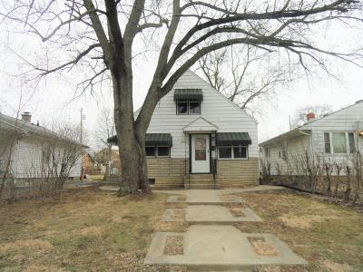 Columbus OH Single Family Home Sold: $87,500